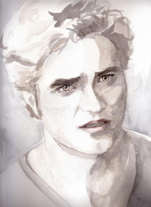 Robert Pattinson by alba